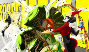 CANARY vs Ivy and Quinn by NDGO