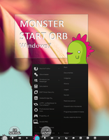 Monster Start Orb + 01 by ReckDesigns