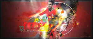 Veloso by hell.Capitan by SoccerArtist2010