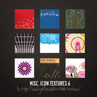 Misc. Icon Texture 6 by cicily