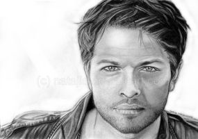 Angel of The Lord - Castiel by natajla
