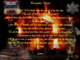 Paramedic's Prayer by evasive63