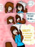How my admin deals with jealous girl friends ! O30 by KillingKate1