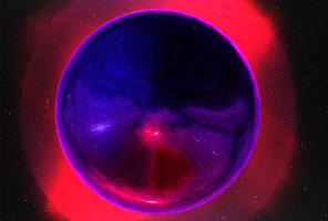 Project universe:Wormhole by Archange1Michael