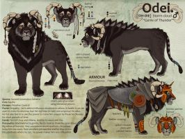 Odei Reference 2013 by BooYeh