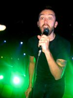 Tim Mcilrath, Rise Against by mscgrl1414h