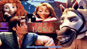 The bond (disney-pixar fan crossover) poster by AudreySpektor