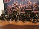 Chaos space marine squad 1 by Stanfar