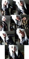 Bakura cosplay by AngelLust155