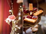 Flowers and Yummies by MichelleChiu