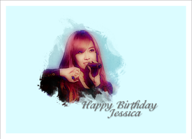 Happy Birthday Jessica by helloworld409