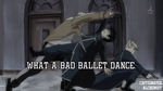 What A Bad Ballet Dance. by caffeinatedalchemist