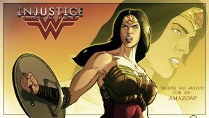 Wonder Woman - Injustice version by StefanoMarinetti