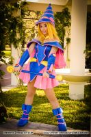 I am Dark Magician Girl by Neferet-Cosplay