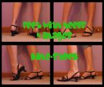 Feet With Heels by kime-stock