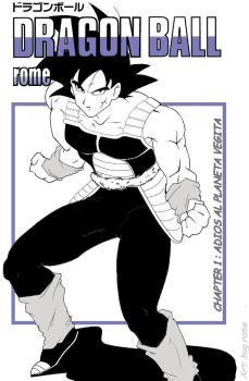 Dragonball uf by hug-rome