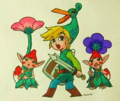 The Minish Cap by Beatles4Ever