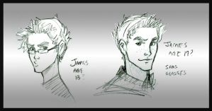 James S Potter by HILLYMINNE