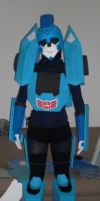 TFA Blurr Costume by AosakiKeiko