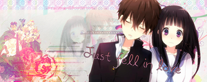 Hyouka - Just Fell In Love, to Monse! by Anngy-Megpoid