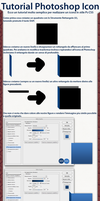 Tutorial Photoshop Icon by D0MY