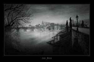 Prague - Charles Bridge 3 by jamiemahon
