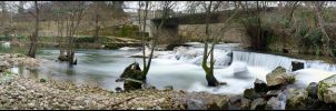 River panorama by nfp