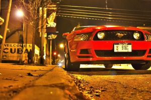 2013 Ford Mustang GT by Eviktion