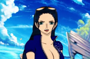 Nico Robin Secret by NicoRobin67