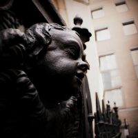 London Cherub II by lostknightkg