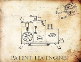 Tea Engine by SimonLMoore