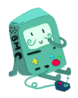 Beemo by MultiFlavorPsycho