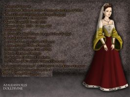 Philippa of Hainault, Queen of England 1328-1369 by TFfan234