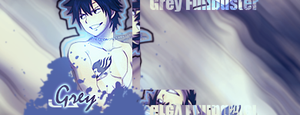 Grey Fullbuster Signature by LifeAlpha