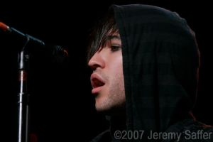 Pete Wentz - Fall Out Boy by JeremySaffer