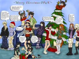 Christmas Party of DOOM by Dreamwish
