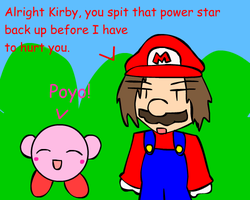 Super Kirby Bros 64 by PuffyTrousers