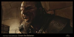 One hour movie studie 05 Conan the Barbarian. by Suzanne-Helmigh