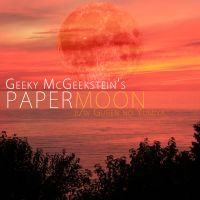 Geeky McGeekystein - Papermoon - single by The-H-Person