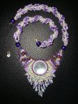 collier violet by jojo-lifia