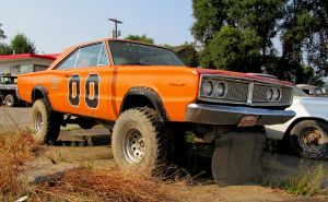 Wanna-be General Lee by tundra-timmy