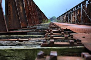 Rail Bridge Snapshot Tour by Misterooo