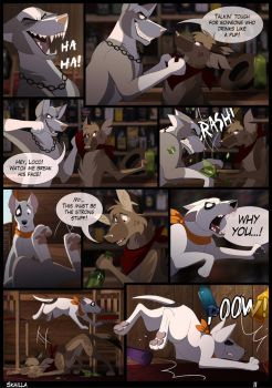 UnA Issue #1 - Page 11 by Skailla