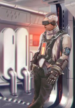 Recruit 9 by CarlHolden