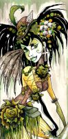 Absinthe isnt for fairies by The-Kreep