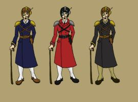 Armour Colours by Nefthys