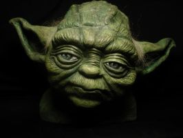 Yoda by CrimsonArts