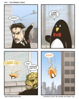 009 - Penguin Torch by Poorboy-Comics