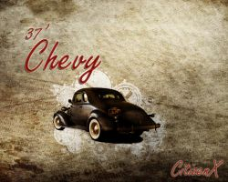 1937 Chevrolet by CitizenXCreation