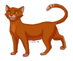 Fireheart II by tigon